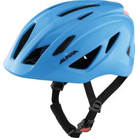 Alpina Pico Flash Helm Kinder blau